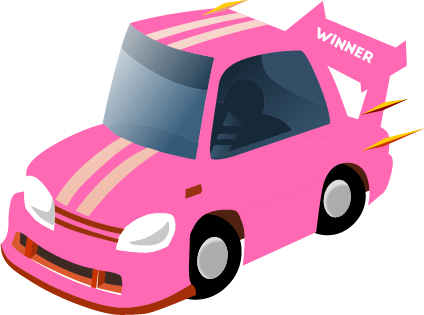pink-competition-car-2